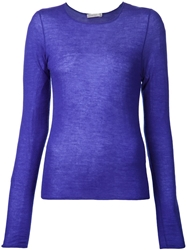 Denis Colomb Fine Knit Sweater