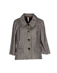 Tru Trussardi Suits And Jackets Blazers Women Dark Brown