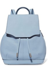 Rag And Bone Leather Backpack Light Blue