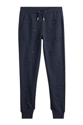 Zoe Karssen Embroidered Cotton Sweatpants Gr. L