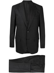 Gieves And Hawkes Colour Block Suit 60