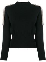 Christopher Kane Embellished Shoulder Jumper 60