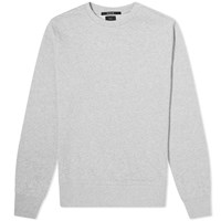 Ksubi T Box Logo Crew Sweat Grey
