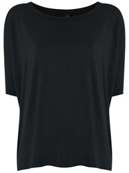 Lygia And Nanny Loose Fit T Shirt Women Polyamide 46 Black