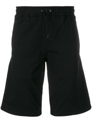 Versus Cycling Denim Shorts Black