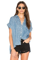 Rails Whitney Button Up Blue