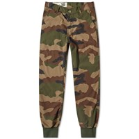 Bleu De Paname Leisure Pant Green