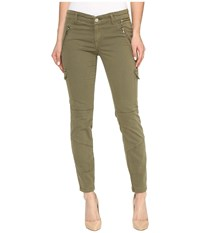 Blank Nyc Cargo Utility Pants In Olive Olive Women's Casual Pants