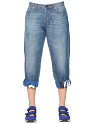 Marni Cotton Linen Denim Jeans