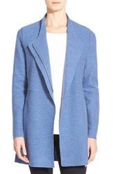 Eileen Fisher Asymmetrical Boiled Merino Wool Jacket Regular And Petite Coast