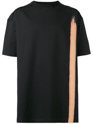 Raf Simons Short Sleeved T Shirt Black