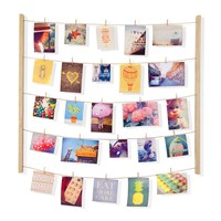 Umbra Hangit Photo Display Natural