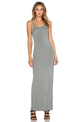 Alexander Wang Long Tank Dress Gray