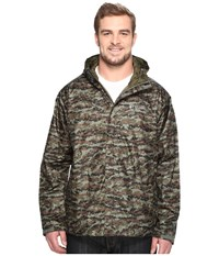 Columbia Big Tall Watertight Printed Jacket Cypress Camo Men's Coat Green