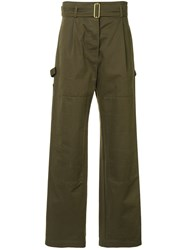 Dion Lee Utility Trousers 60