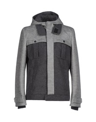 Iceberg Jackets Light Grey