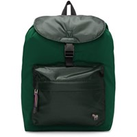 Paul Smith Ps By Green Zebra Backpack