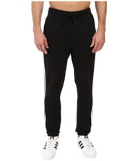 Adidas Bb Sweatpants Black White Men's Casual Pants