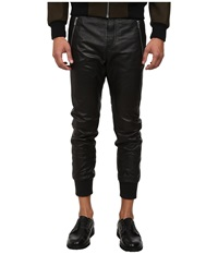 The Kooples Sport Light Smooth Leather Pants