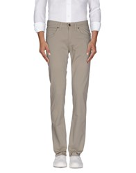 Daniele Alessandrini Trousers 3 4 Length Trousers Men Khaki