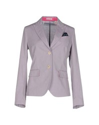 Manuel Ritz Suits And Jackets Blazers Women Fuchsia