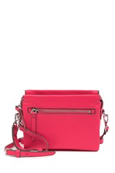Vince Camuto Codec Leather Crossbody Bag Red 01