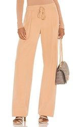 Paige Solynne Pant In Tan.