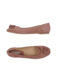 Sartore Footwear Moccasins Women Light Brown