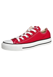 Converse Chuck Taylor All Star Ox Core Canvas Trainers Red