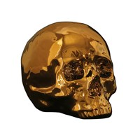 Seletti Limited Gold Edition My Skull