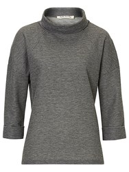 Betty Barclay Roll Neck Tunic Grey