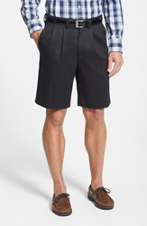 Nordstrom Shop Smartcare Tm Pleated Shorts