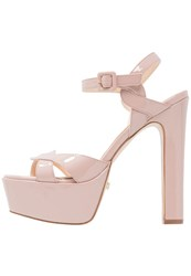 Primadonna Collection High Heeled Sandals Nude
