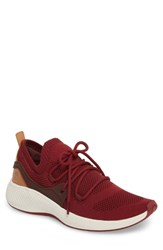 Timberland Flyroam Sneaker Pomegranate Leather