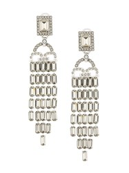 Alberta Ferretti Drop Earings Metallic