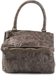 Givenchy Medium 'Pandora' Shoulder Bag Brown