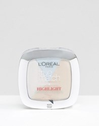 L'oreal Paris True Match Powder Glow Illuminator Icy Glow Cream