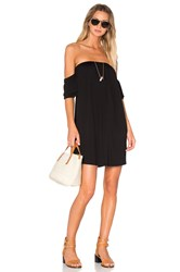 Vava By Joy Han Sophia Off Shoulder Dress Black