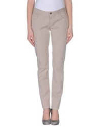 Gold Case Casual Pants Light Brown