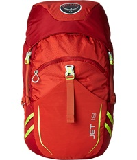 Osprey Jet 18 Strawberry Red Day Pack Bags