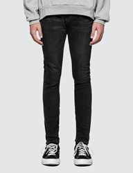 Denim By Vanquish And Fragment Wash Stretch Skinny Jeans