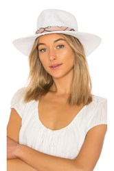 Ale By Alessandra Bailey Hat White