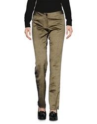 Haute Casual Pants Military Green