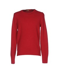 Private Lives Sweaters Red