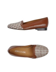 Jancovek Moccasins Brown