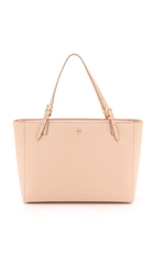 Tory Burch York Buckle Tote Light Oak