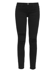 Current Elliott The Stiletto Low Rise Super Skinny Jeans