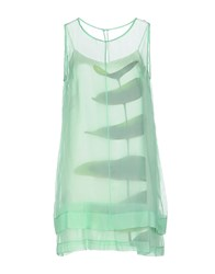 Tela Dresses Short Dresses Women Light Green