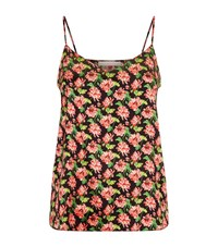 Stella Mccartney Lingerie Ellie Leaping Floral Cami Top Female Multi