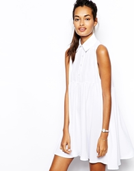 The Laden Showroom X Mirror Mirror Sleeveless Smock Dress